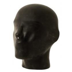 Mister B Thick Rubber Anatomical Hood Nose Only maschera cappuccio realizzato rubber gomma