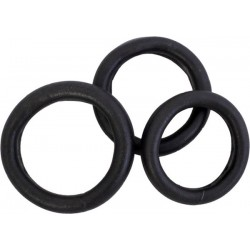 665 Thick Neoprene Cockring in neoprene