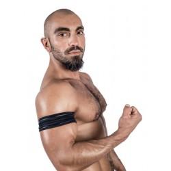 Mister B Neoprene Biceps Band Black bracciale per avambraccio in neoprene