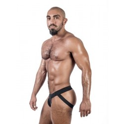 Mister B Neoprene Jockstrap Black sospensori in neoprene
