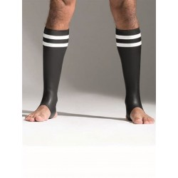 Neoprene Socks WhiteTall coppia di calzini in neoprene