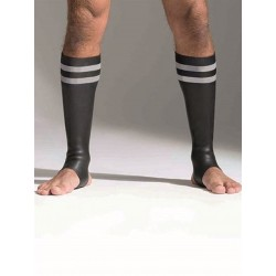 Neoprene Socks Grey Tall coppia di calzini in neoprene