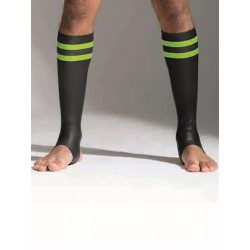 Neoprene Socks Green Tall coppia di calzini in neoprene