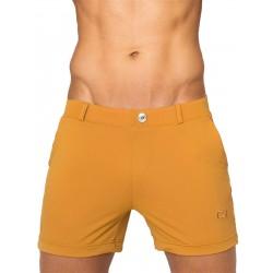 2Eros Bondi Swim Shorts Swimwear Almond pantaloncini calzoncini costume da bagno multi uso