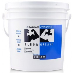 Elbow Grease Original Cream 3,4 kg. 3785 ml. 1 Gallon Cream lubrificante intimo cremoso per fist fucking