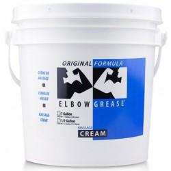 Elbow Grease Original Cream 3,4 kg. 3785 ml. 1 Gallon Cream lubrificante intimo cremoso per fist fucking