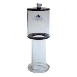 LA Pump Mushroom Head Cylinder cilindro per pompa per sviluppare il pene e il glande