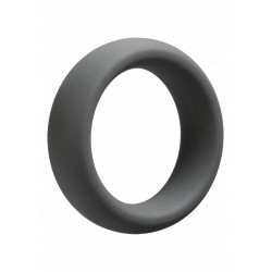 OptiMALE C Ring 50 mm. cockring spesso in silicone grigio