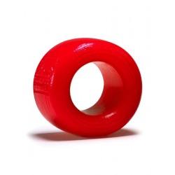 Oxballs Oxballs BALLS T Ballstretcher Red estensibile in Silicone rosso