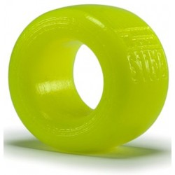 Oxballs Oxballs BALLS T Ballstretcher Acid Yellow estensibile in Silicone verde acido