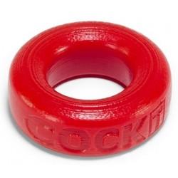 Oxballs COCK T Cockring Red estensibile in silicone rosso