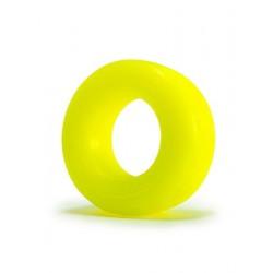 Oxballs COCK T Cockring Acid Yellow estensibile in silicone giallo acido