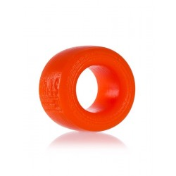 Oxballs Oxballs BALLS T Ballstretcher Orange estensibile in Silicone arancio