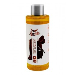 Rapide Leather Oil 100 ml. olio per i tuoi capi o accessori in pelle leather
