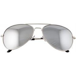Mister B Sunglasses Mirror Effect occhiali da sole Mister B stile classico