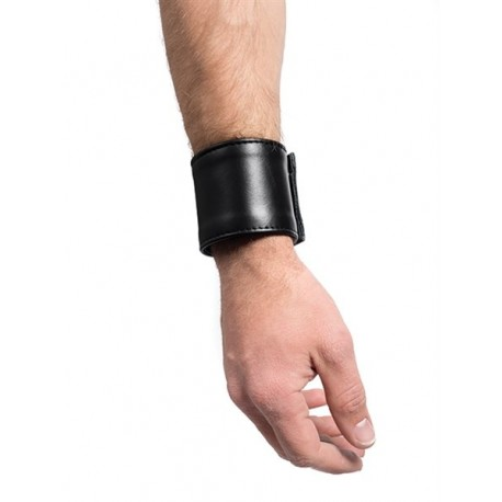 Mister B Wrist Wallet with Zip bracciale portafoglio leather pelle con zip