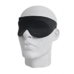 Rubber blindfold maschera gomma