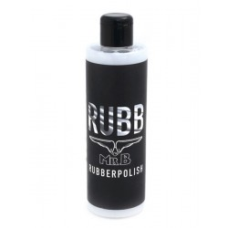 Mister B 250 ml. RUBB Rubber Polish detergente per rubber gomma latex