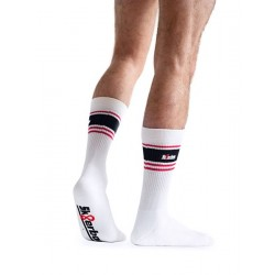 Sk8erboy Deluxe Socks Red calzini stile sportivi