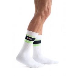 Sk8erboy Deluxe Socks Neon-Green calzini stile sportivi