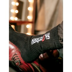 Sk8erboy Crew Socks Black calzini sportivi