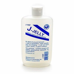 J-Jelly Lubricant lubrificante jelly gel 240 ml. ( J-Lube già diluito per fisting fist fucking )