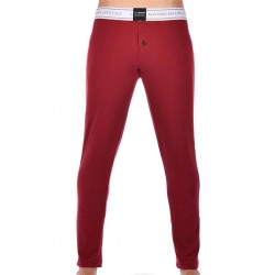 2Eros Core Series 2 Lounge Pants Underwear Cabernet mutande lunghe