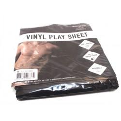 Vinyl Playsheet 158 x 227 cm. lenzuolo in vinile per protezione durante sesso
