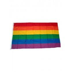 Rainbow Flag 60 x 90 cm. Bandiera Gay Pride Rainbow Arcobaleno