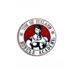 Pin Tom of Finland Muscle Academy spilla