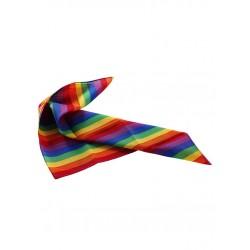 Rainbow Bandana 50 x 50 cm rainbow gay pride arcobaleno