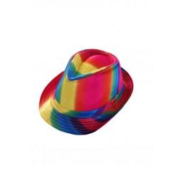 Rainbow Hat Gay Pride Arcobaleno cappello arcobaleno