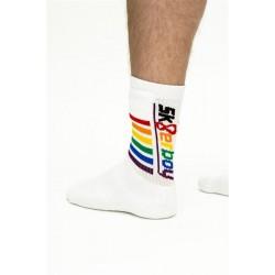 Sk8erboy PRIDE Socks calzini rainbow gay pride arcobaleno