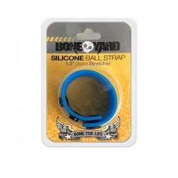 Boneyard Silicone Ball Stretcher Blue in silicone