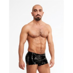 Mr Riegillio PVC Mini Short pantaloncino corto lucido e sexy
