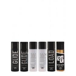 Mister B Lubricants 6 pack 30 ml. confezione di 6 lubrificanti tascabili diversi in offerta
