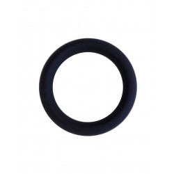 RudeRider Fix Rubber Cock Ring Thick cockring spesso in silicone