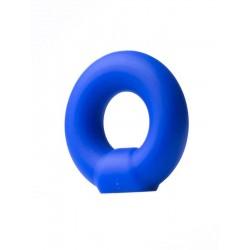 RudeRider Knob Silicone Ring Blue cockring anello per il pene in silicone