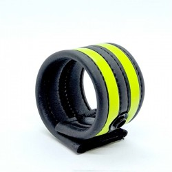 665 Neoprene Racer Ball Strap Neo Green ballstretcher in neoprene