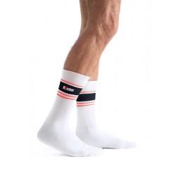 Sk8erboy Deluxe Socks Neon-Orange calzini stile sportivi