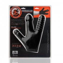 Oxballs Claw Glove Black sex toys dildo tre dita