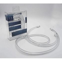 LA Pump Pump Buddy T Hose Connector tubi in vinile permettono l'uso a due usufritori la stessa pompa