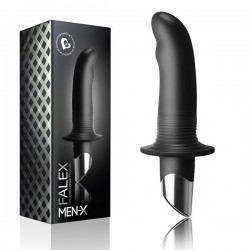 Rocks Off Falex Men-X plug anale vibrante in silicone