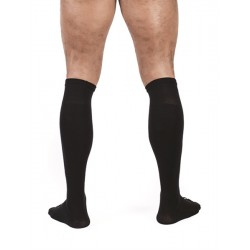 Mister B Football Socks Black calzettoni