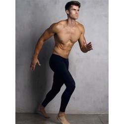 Supawear Strike Shorts Black leggings sportivi