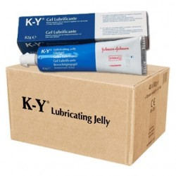 K-Y KY 82 gr. Lubricating Jelly gel lubrificante intimo base acquosa