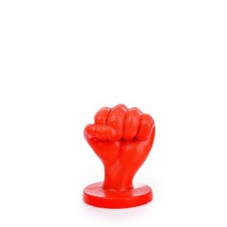 All Red Fist 16,5 cm. [ABR94] pugno plug XXXL dilatatore gigante anale fisting fist fucking