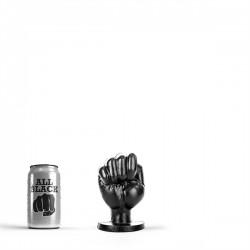 All Black Fist 13 cm. [AB92] pugno plug dilatatore anale fisting fist fucking
