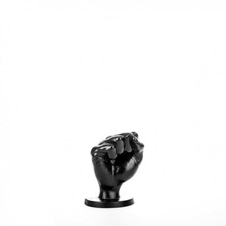 All Black Fist 14 cm. [AB93] pugno plug XXL dilatatore anale fisting fist fucking