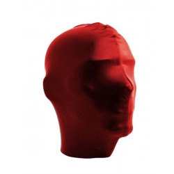 Mister B Datex Hood No Holes Red maschera cappuccio senza fori